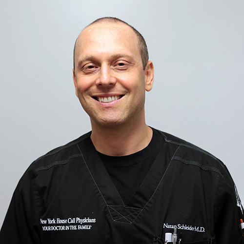 Dr. Natan Schleider
